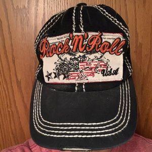 Rock n Roll ball cap